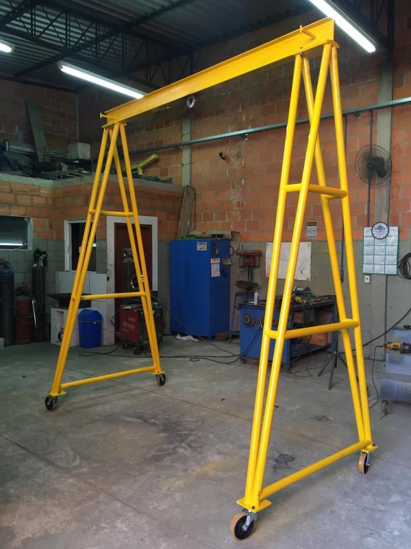 Caldeiraria de manutenção industrial