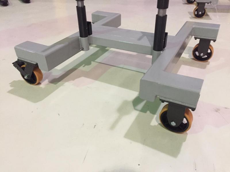 Fábrica de carrinhos de carga