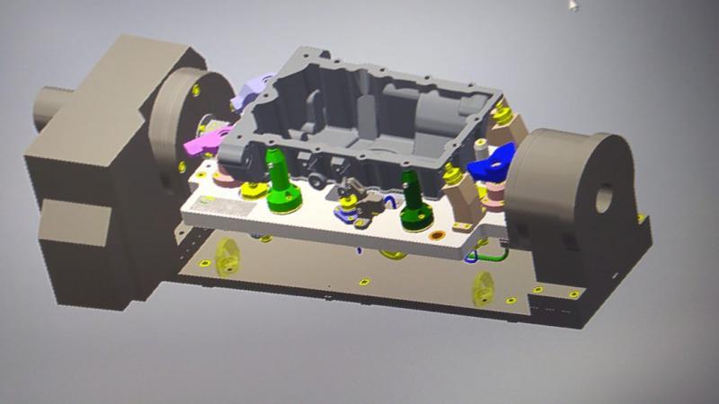 Projetos de ferramentaria