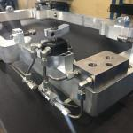 Dispositivos hidráulicos para usinagem